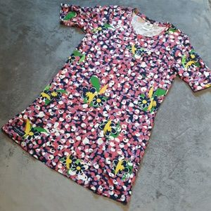 Simply Southern women's size M/L floral dress